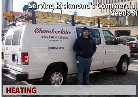 Chamberlain Mechanical Serving Richmond Va In